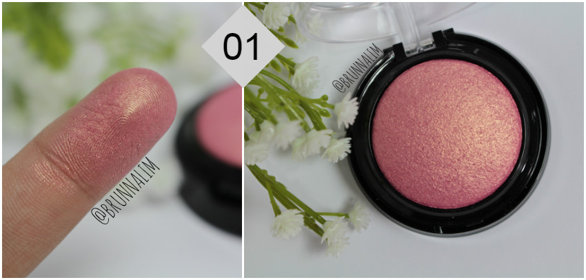 resenha core blush ruby rose 01 swatch